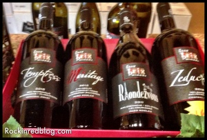 Four Brix wines