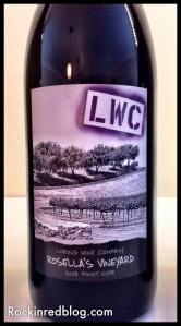 Loring 2013 Rosella Pinot Noir