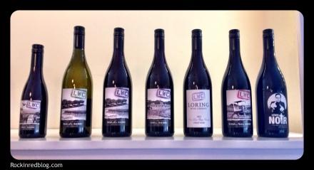 Loring wine tasting