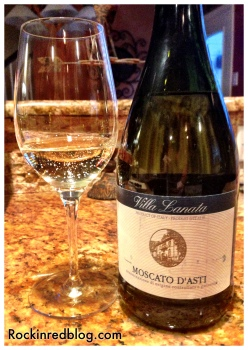 Shrove Tuesday Moscato d'asti