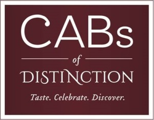 Paso Robles Cabs of distinction logo