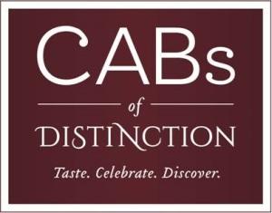 Paso Robles Cabs of distinction logo