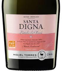 Santa Digna Rose Bubbles Miguel Torres