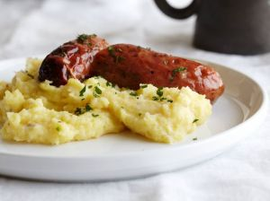 Food Network's Bangers and Mash