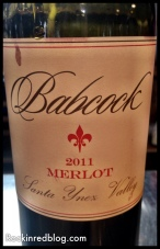 Babcock Merlot
