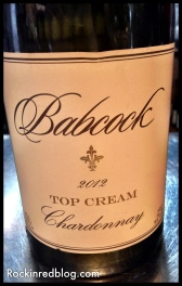 Babcock top cream chard