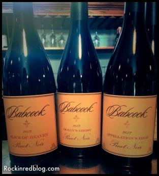 Babcock wines