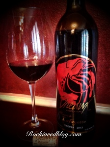 Breaux vineyards Cab Franc 2013