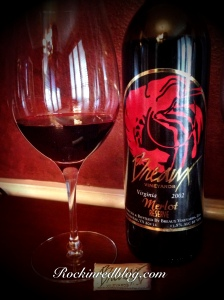 Breaux Vineyards Merlot 2002