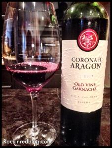 Carinena Corona B Aragon 2014 OV Garnacha