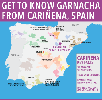 carinena map