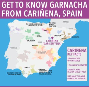 carinena map