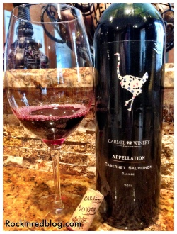 Kosher Carmel Wine