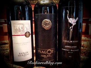 Kosher wines