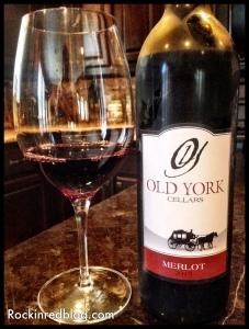 Old York Cellars Merlot