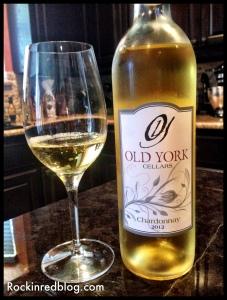 Old York Cellars Oaked Chardonnay