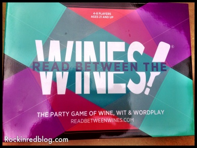 Read Between the Wines Game