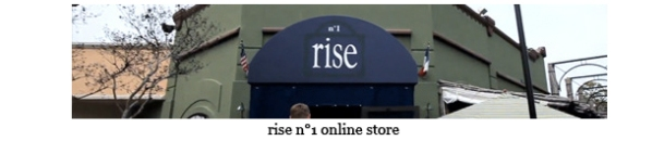 rise no 1 logo