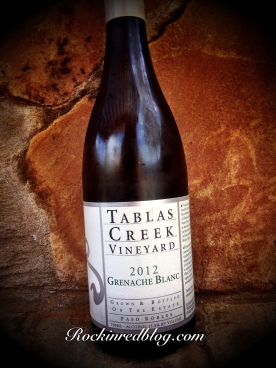 Tablas Creek 2012 Grenache