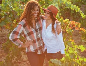 Truvee wines McBride Sisters