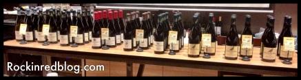TW Burgundy Tasting