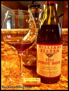 Williams Selyem 2011 Pinot Noir