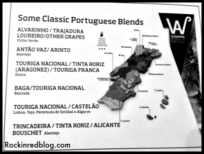 Wines of Portugal class 7