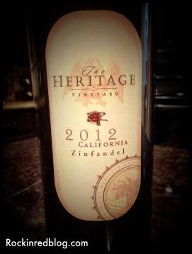 Zin Rising Heritage