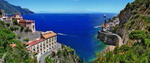 campania amalfi coast
