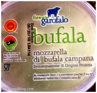 Campania Bufalo Mozzerella