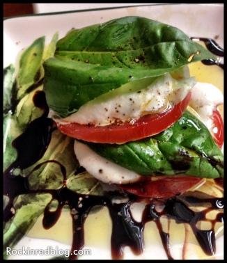 Campania Caprese salad