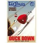 Fat Louis Duck Down Chinon