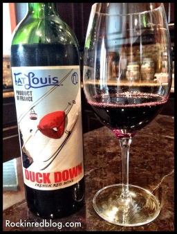 Fat Louis red blend