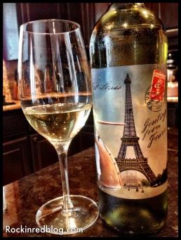 Fat Louis white wine