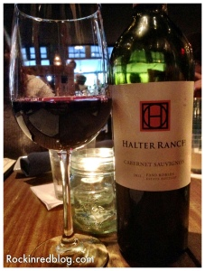Halter Ranch Cab
