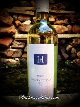Hopler Austrian wine
