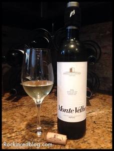 Monte Velho Portuguese white wine