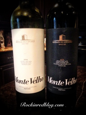 Monte Velho Portuguese wines