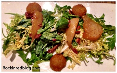 Trinity Groves Retro salad