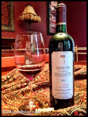 Bordeaux Cht Bernadotte