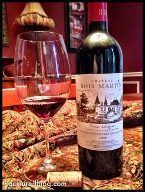 Bordeaux Cht Bois Martin