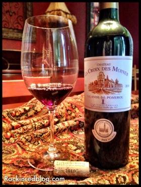 Bordeaux cht la Croix des Moines