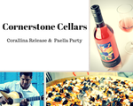 Cornerstone Cellars Corallina release party