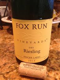 Fox Run Dry Riesling