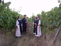 July Italianfwt Coenobium monastery
