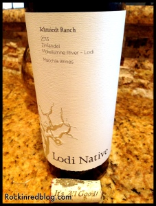 Lodi Native Schmiedt Ranch
