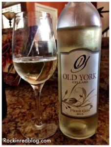 Old York Pinot Gris