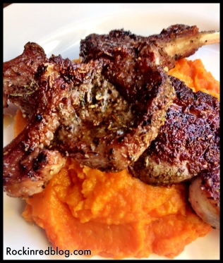 Snooth virtual tasting lamb chops