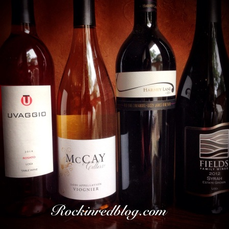 Snooth virtual tasting Lodi wines