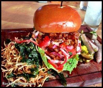 Bolsa burger